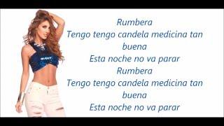 Anahi-Boom Cha ft. Zuzuka Poderosa (letra)