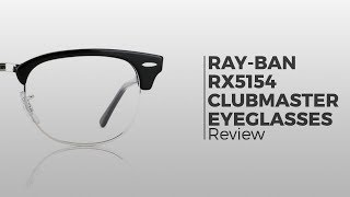 ray ban prescription glasses rx5154 clubmaster  ray ban rx5154 clubmaster 2077. video
