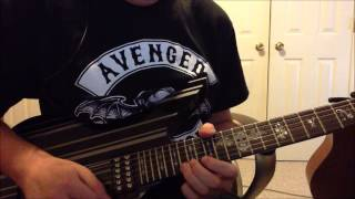 Avenged Sevenfold - Danger Line Solo (Cover)