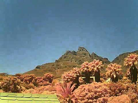 Timelapse Video – Table Mountain – 07/11/2010