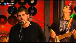 "RICHIE CAMPBELL ""Good For Me"" - Nuno Markl - 5 Para a Meia Noite"
