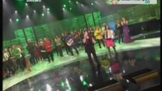 Flor de Lis Todas As Ruas do Amor Canção Vencedora Festival da Canção RTP 2009