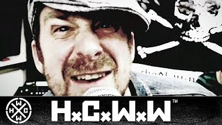 THE BLACK TAPE - HUNGRY WOLF - HARDCORE WORLDWIDE (OFFICIAL HD VERSION HCWW)