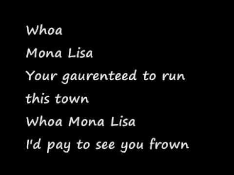 Ballad of mona lisa-Lyrics-Panic at the disco Chords - Chordify