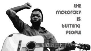 VSX - The motorcity is burning (John Lee Hooker Cover)