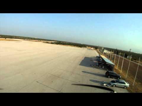 Antalya / Karain Havaalanı Quadcopter Onboard Video Go Pro HD 720p