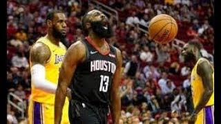 Los Angeles Lakers vs Houston Rockets NBA Full Highlights (14TH DECEMBER 2018-19)