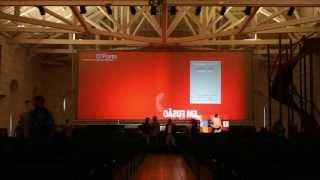 TEDxO'Porto 2013 - Bastidores