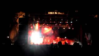Naglfar live-Party San 2012