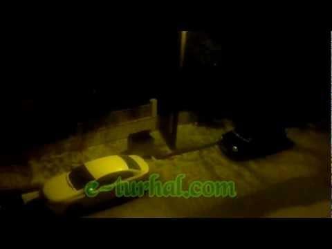 29 Mayıs 2012 Turhal Yenişehire Dolu Yağmaya Başladı Haberi