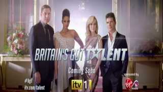 The official Britain's Got Talent 2012 TV trailer
