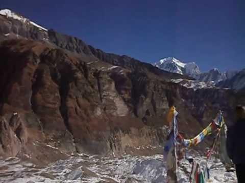 Annapurna Sanctuary Trekking.AVI