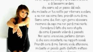 Alessandra Amoroso - Prenditi cura di me