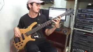 Fastway - Stand Up (Bass Cover)
