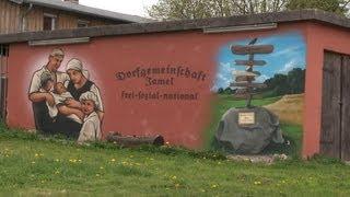 Life in a neo-Nazi village