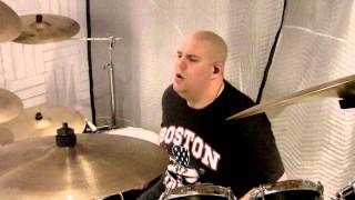 Dropkick Murphys - I'm Shipping Up To Boston - Drum Cover