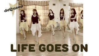 Life Goes On - Line Dance
