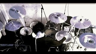 Suicide Silence - Engine no9 (Drum Cover by Charee Virapong)
