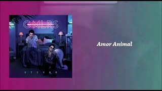 Gemeliers - Amor animal (Lyrics/Letra)
