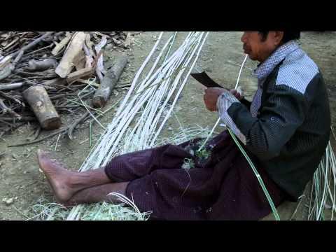 Mru Tribe Village Khera zhiri Banderban Bangladesh  10 of