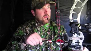 Turkey Hunting with a Bow