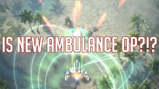 Sky Force Reloaded :: New Ambulance is INSANE + Tournament Update