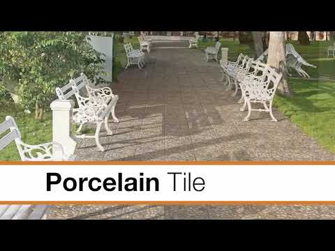 Video discussing various types of tile for your home.