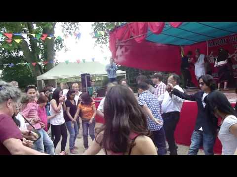 sakela dance at nepal festival.wmv