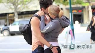 Kissing Prank - Trick Question width=
