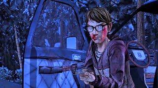 Arvo Shoots Clementine. Bonnie & Mike's Betrayal (Walking Dead | Telltale Games)