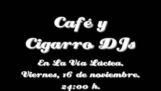 DO THE MONKEY with Café y Cigarro. La Vía Láctea, viernes 16N