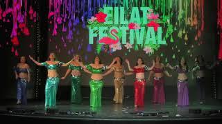 Eilat festival 2018 - Tamar Bar-Gil's group