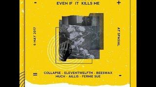 [LIVE] 2017.05.06 Collapse - Hari Untukmu (Rocket Rockers cover)