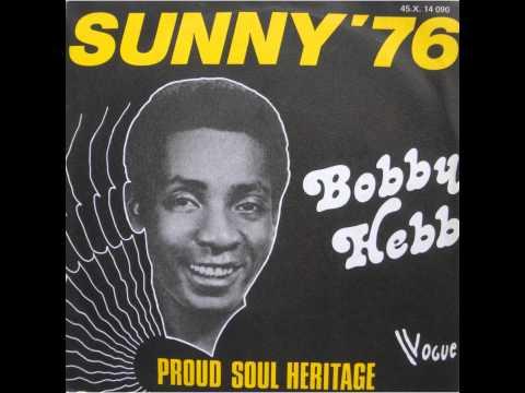 bobby-hebb-sunny-76-stumbledonthis