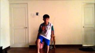 Les Twins Dance Cover By Iman Danial