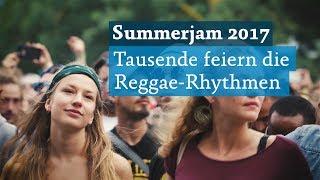 Summerjam 2017: So feierten die Reggae-Fans in Köln