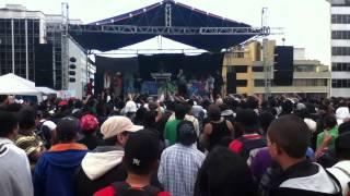 Guanaco MC live in Quito