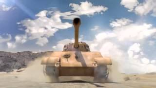 Intro World of Tanks