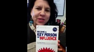BOOK BLAST! _Become A Key Person of Influence by Daniel Priestley