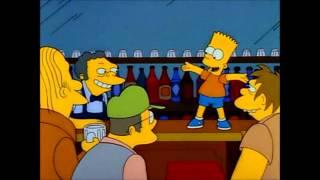 Bart canta La pollera colora