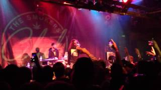 ab-soul THE END IS NEAR Live New Haven CT