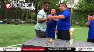 Guatemala Campeón del Mundialito en Chicago