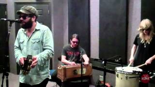 "The Black Angels ""Love Me Forever"" Live at KDHX 5/8/13"