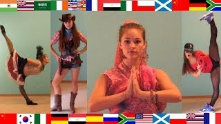 Dance around the World 1.000 Subscriber Special width=