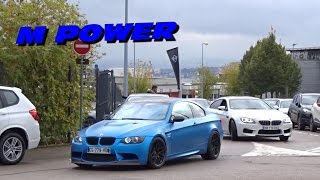 BMW M Club France in Nancy !