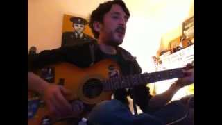 """""""True Faith"""" by New Order (Acoustic Cover)"""