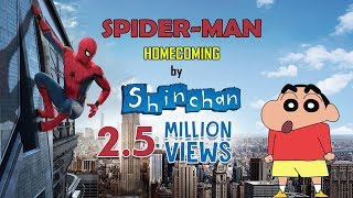 Spiderman by Shinchan -  Put Chutney Trailers