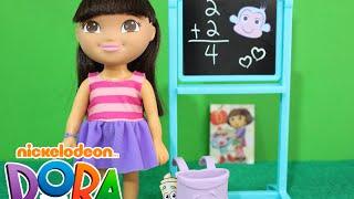 Dora Aventureira Boneca Hora da Escolinha Toys kids
