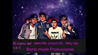 Escucha Estos Consejos-Manu Mc ft Nano Mc . Peque Mc y Faby Rap