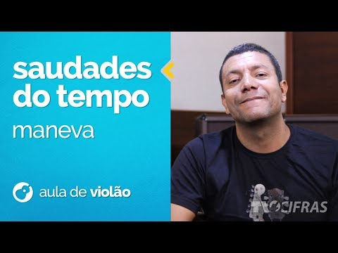 Maneva - Saudades Do Tempo